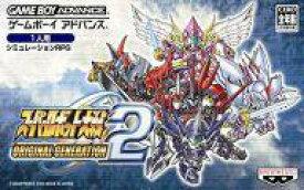 【中古】GBAソフト スーパーロボット大戦 ORIGINAL GENERATION2