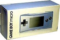 【中古】GBAハード ゲームボーイミクロ本体 ブルー