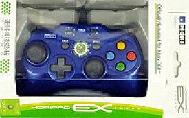 【中古】XBOX360ハード ホリパッドEXターボ [ブルー]