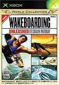 【18日24時間限定!エントリーでP最大27.5倍】【中古】XBソフト Wakeboarding Unleashed Featuring Shaun Murray (Xboxワールドコレクション)