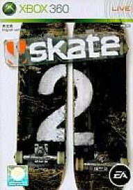 【中古】XBOX360ソフト アジア版 Skate2 (国内版本体動作可)