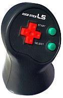 【中古】ファミコンハード アスキースティックL5(グリップ型コントローラー)