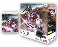 【中古】PS3ハード 機動戦士ガンダム戦記 GUNDAM 30thANNIVERSARY BOX(新型PS3本体同梱版 HDD120GB CECH-2000A)