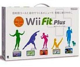 【エントリーで全品ポイント10倍!(8月01日09:59まで)】【中古】Wiiソフト Wii Fit Plus(バランスWiiボードセット)
