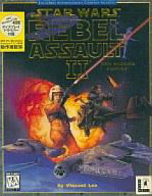 【中古】DOS/V CDソフト STAR WARS REBEL ASSAULT II THE HIDDEN EMPIRE [北米版]
