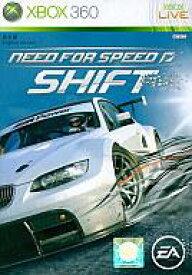 【中古】XBOX360ソフト アジア版 NEED FOR SPEED SHIFT(国内版本体動作可)