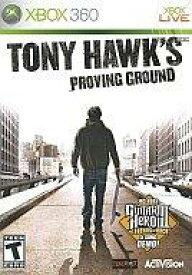 【中古】XBOX360ソフト 北米版 TONY HAWK'S PROVING GROUND(国内版本体動作可)
