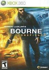 【中古】XBOX360ソフト 北米版 ROBERT LUDLUM'S THE BOURNE CONSPIRACY(国内版本体動作可)