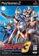 【中古】PS2ソフト ウルトラマン Fighting Evolution3