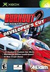 【25日24時間限定!エントリーでP最大26.5倍】【中古】XBソフト 北米版 Burnout 2 POINT OF IMPACT (国内版本体動作不可)