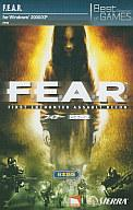 【中古】Windows2000/XP DVDソフト F.E.A.R. [日本語版] BestSelection of GAMES