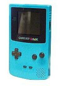 【中古】GBハード ゲームボーイカラー本体 ブルー