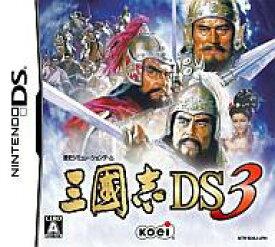 【中古】ニンテンドーDSソフト 三國志DS 3