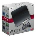【中古】PS3ハード プレイステーション3本体 チャコール・ブラック(HDD 250GB)