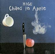 【中古】邦楽CD 髭(HiGE)/Chaos in Apple