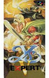 【中古】スーパーファミコンソフト イース V エキスパート(RPG)