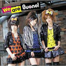 【中古】邦楽CD Buono!/Weare Buono![DVD付初回限定盤]