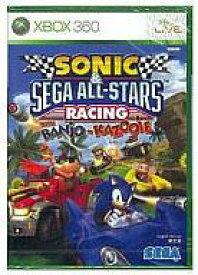 【中古】XBOX360ソフト アジア版 SONIC&SEGA ALL-STARS RACING WITH BANJO-KAZOOIE (国内版本体動作可)