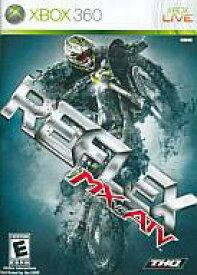 【中古】XBOX360ソフト 北米版 MX VS ATV REFLEX(国内版本体動作可)