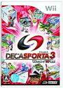 【中古】Wiiソフト DECA SPORTA3