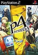【中古】PS2ソフト ペルソナ4[廉価版]