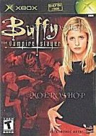 【中古】XBソフト アジア版 Buffy the Vampire Slayer(国内版本体動作可)