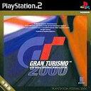 【中古】PS2ソフト GRAN TURISMO 2000 体験版