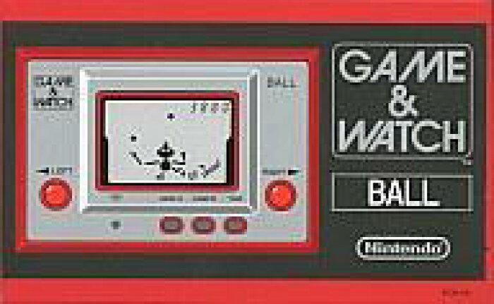 【中古】ゲームウォッチ 任天堂 ゲーム&ウオッチ BALL(ボール) 復刻版