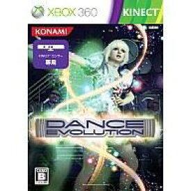 【中古】XBOX360ソフト DANCE EVOLUTION