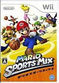 【中古】Wiiソフト Mario Sports Mix