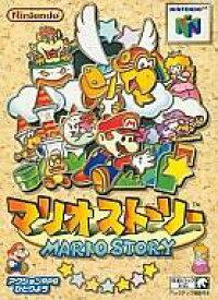 【中古】ニンテンドウ64ソフト マリオストーリー