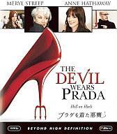 【中古】洋画Blu-ray Disc プラダを着た悪魔