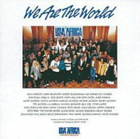 【中古】洋楽DVD USA.フォー・アフリカ/We Are The World [DVD+CD]