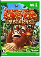 【中古】Wiiソフト ドンキーコング リターンズ