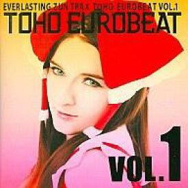 【エントリーでポイント10倍!(7月11日01:59まで!)】【中古】同人音楽CDソフト TOHO EUROBEAT VOL.1 / A-One