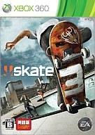 【中古】XBOX360ソフト スケート3