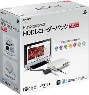【中古】PS3ハード プレイステーション3 HDDレコーダーパック 320GB クラシック・ホワイト (torne トルネ同梱)