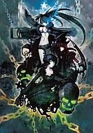 【中古】アニメBlu-ray Disc ブラック★ロックシューター ブルーレイ&DVDセット ねんどろいどぷちB★RSセット付き[初回限定生産]