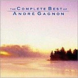 【中古】ニューエイジCD アンドレ・ギャニオン / THE COMPLETE BEST OF ANDRE GAGNON