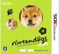 【中古】ニンテンドー3DSソフト Nintendogs + Cats 柴&Newフレンズ