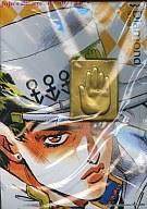 【中古】小物(キャラクター) 空条承太郎 「ジョジョの奇妙な冒険 第四部 ダイヤモンドは砕けない」一番くじF賞 ジョジョバッヂ