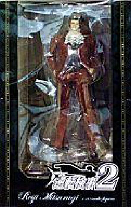 【中古】フィギュア 御剣怜侍 イーカプコン限定版「逆転検事2」1/10 スケールフィギュア(単品)