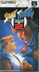 【中古】スーパーファミコンソフト ストリートファイターZERO2
