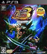 【中古】PS3ソフト モンスターハンターポータブル3rd HDver.