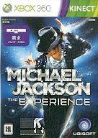 【中古】XBOX360ソフト アジア版 MICHAEL JACKSON THE EXPERIENCE(国内版本体動作可)