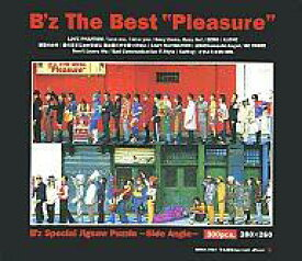 """【中古】パズル Side angle(黒パッケージ) B'z特製ジグソーパズル 300ピース 「CD B'z The Best""""Pleasure""""」 第3生産特典"""
