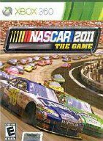 【中古】XBOX360ソフト 北米版 NASCAR 2011 THE GAME(国内版本体動作可)