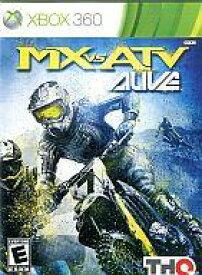 【中古】XBOX360ソフト 北米版 MX VS ATV ALIVE(国内版本体動作可)
