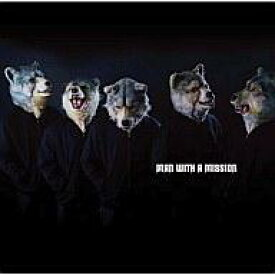 【中古】邦楽CD MAN WITH A MISSION / MAN WITH A MISSION