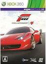 【中古】XBOX360ソフト Forza Motorsports4[通常版]